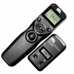 Pixel TW-283 DC0 (N1) za Nikon bežični timer timelapse radijski okidač D850, D810, D5, D500, D800, D300, D700, D200, D4, D4s, D3s, D3, D2, D1 Shutter Release