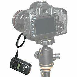 Pixel TW-283 N3 (C3) za Canon bežični timer timelapse radijski okidač EOS 5D IV, 6D II, 7D II, 80D, 5D Mark III, 50D, 40D, 30D, 20D, 10D, 1D, 1Ds III, 1Ds Mark IV