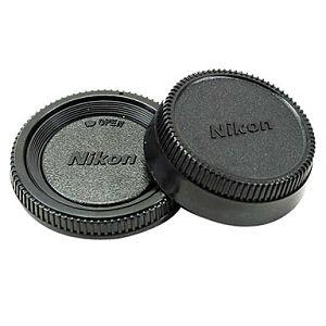Poklopac za Body + objektiv za Nikon