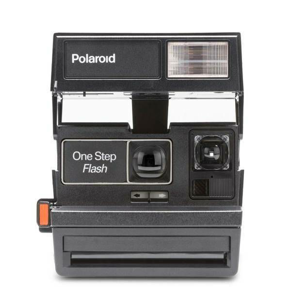 Polaroid Originals 600™ Camera Square Instant fotoaparat s trenutnum ispisom fotografije Refurbished camera (004708)