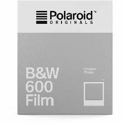 Polaroid Originals B&W Film for 600 Cameras papir za crno-bijele fotografije za Instant fotoaparate (004671)