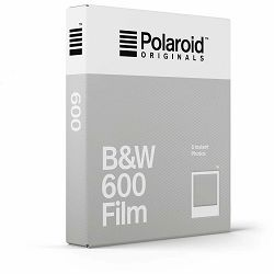 Polaroid Originals B&W Film for 600 Cameras papir za crno-bijele fotografije za Instant fotoaparate (006003)