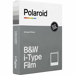 Polaroid Originals B&W Film for i-Type papir za crno-bijele fotografije za Instant fotoaparate (006001)