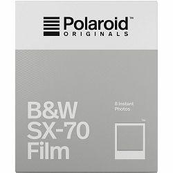 Polaroid Originals B&W Film for SX-70 Cameras papir za crno-bijele fotografije za Instant fotoaparate (004677)