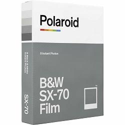 Polaroid Originals B&W Film for SX-70 Cameras papir za crno-bijele fotografije za Instant fotoaparate (006005)