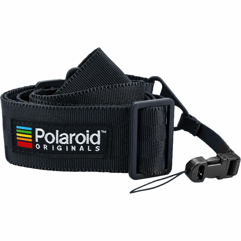 Polaroid Originals Camera Strap Flat Black remen za fotoaparat (004946)