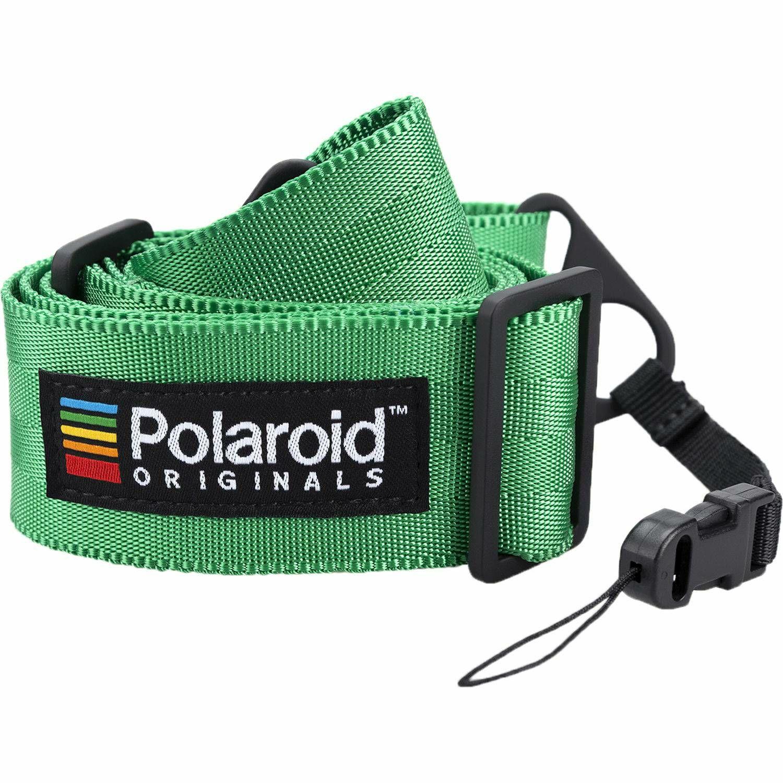 Polaroid Originals Camera Strap Flat Green remen za fotoaparat (004942)