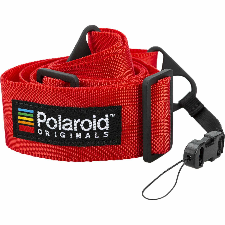 Polaroid Originals Camera Strap Flat Red remen za fotoaparat (004945)