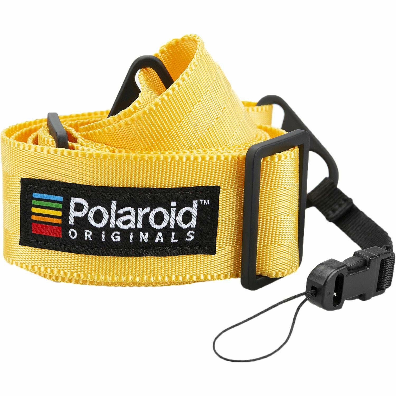 Polaroid Originals Camera Strap Flat Yellow remen za fotoaparat (004943)