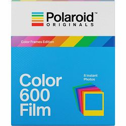 Polaroid Originals Color Film for 600 Cameras Color Frames papir za fotografije u boji za Instant fotoaparate (004672)