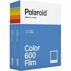 Polaroid Originals Color Film for 600 Double Pack foto papir za fotografije u boji za Instant fotoaparate (006012)