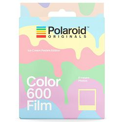 Polaroid Originals Color Film for 600 Ice Cream Pastels Edition foto papir za fotografije u boji za Instant fotoaparate (004847)
