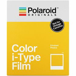 Polaroid Originals Color Film for I-TYPE Cameras (batteryless) papir za fotografije u boji za Instant fotoaparate (004668)