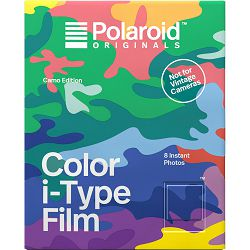 Polaroid Originals Color film for i-Type Camo Edition foto papir za fotografije u boji za Instant fotoaparate (004967)