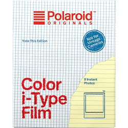 Polaroid Originals Color film for i-Type Note This Edition foto papir za fotografije u boji za Instant fotoaparate (004968)