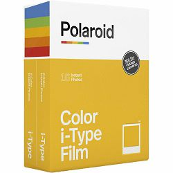 Polaroid Originals Color Film for i-Type Double Pack foto papir za fotografije u boji za Instant fotoaparate (006009)