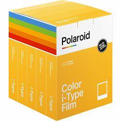 Polaroid Originals Color film for i-Type x40 film pack foto papir za fotografije u boji za Instant fotoaparate (006010)