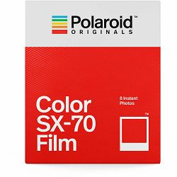 Polaroid Originals Color Film for SX-70 Cameras papir za fotografije u boji za Instant fotoaparate (004676)