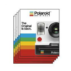 Polaroid Originals POS Product Brochure French (004801)
