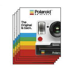 Polaroid Originals POS Product Brochure German (004804)