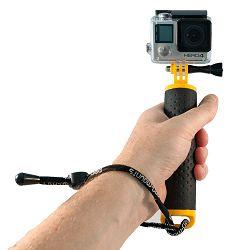 PRO-mounts AquaGrip Yellow plutajući rukohvat nosač za GoPro akcijske kamere