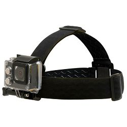 PRO-mounts HeadStrap Mount+ nosač za postavljanje akcijske kamere na glavu