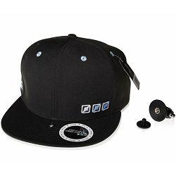 PRO-mounts PRO-cap Black kapa s integriranim nosačem za GoPro akcijske kamere
