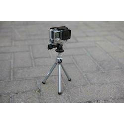 PRO-mounts Tripod Mount Adapter + Long Thumb Knob Screw Bolt za akcijske kamere GoPro HERO (PM2013GP03)