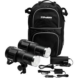 Profoto B1 500 AirTTL Location Kit 500Ws HSS Battery-Powered 2-Light 901092 komplet studijska bljeskalica