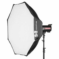 Quadralite Flex 120cm fast folding octabox brzo sklopljivi softbox