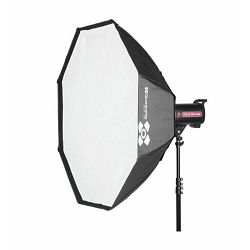 Quadralite Flex 80cm fast folding octabox brzo sklopljivi softbox