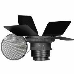 Quadralite Fresnel Lens Kit za Video LED rasvjetu