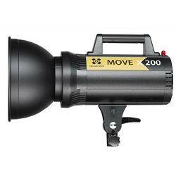 Quadralite Move X 200 studijska bljeskalica 200Ws