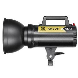 Quadralite Move X 400 studijska bljeskalica 400Ws