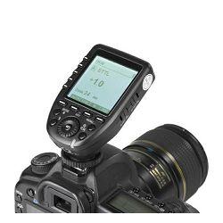 Quadralite Navigator odašiljač X2 C za Canon E-TTL II HSS Wireless control radio trigger