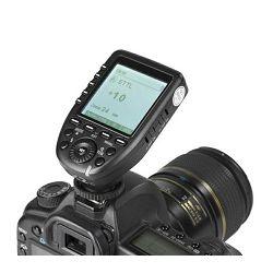 Quadralite Navigator odašiljač X2 N za Nikon E-TTL II HSS Wireless control radio trigger