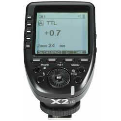 Quadralite Navigator odašiljač X2 S za Sony TTL HSS Wireless control radio trigger