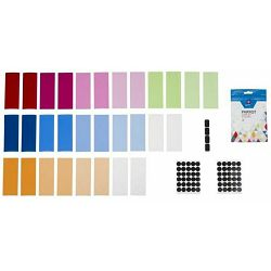 Quadralite Parrot komplet photogel set 30 gel filtera za bljeskalice