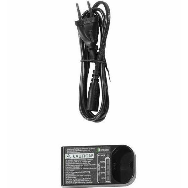 Quadralite Stroboss 36evo charger punjač za bateriju bljeskalice