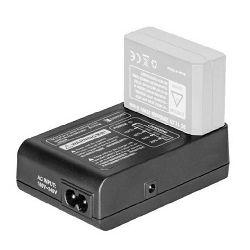 Quadralite Stroboss VC-18 charger punjač za bateriju bljeskalice 58N i 58C