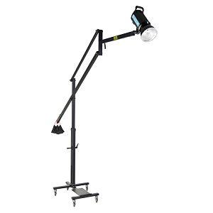 Quadralite Quantuum Boom Arm Super Large 270cm light stand žirafa kran s produljenom rukom za studijske bljeskalice i opremu
