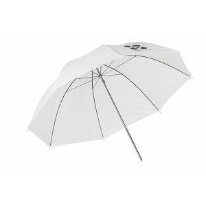 Quantuum foto kišobran bijeli difuzni studijski 90cm Transparent Umbrella