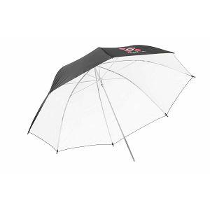 Quantuum foto kišobran bijeli reflektirajući 120cm fotografski kišobran White Umbrella