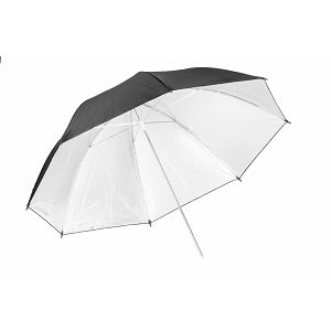 Quantuum foto kišobran srebreni reflektirajući 120cm fotografski kišobran Silver Umbrella