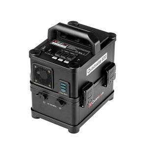 Quantuum Quadralite 800 Powerpack - Baterijsko napajanje za flash rasvjetu