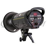Quantuum R+ 600 Digital 600Ws Dual-Power (uključeno vanjsko napajanje 12V)