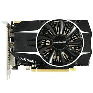 R7 260X 1G GDDR5 PCI-E HDMI / DVI-I / DP OC VERSION, 1050MHz / 1500MHz, 128-bit,2 slot active, LITE