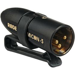 Rode MiCon 5 muški XLR 48V adapter za HS1, Lavalier, PINMIC (58098070)