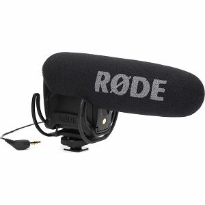 Rode VideoMic Pro R Rycote suspension mikrofon za DSLR fotoaparate i kamere