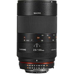 Samyang 100mm f/2.8 ED UMC AE Macro objektiv za Nikon FX